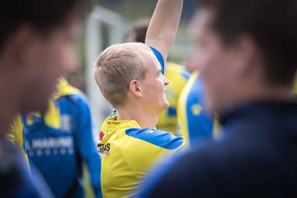 Voetbal fotografie