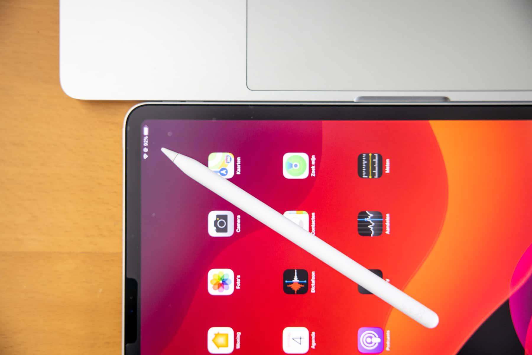 iPad Pro met Apple Pencil